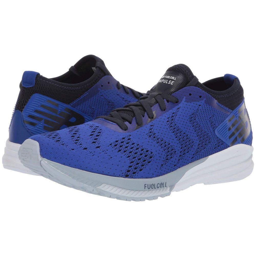 ニューバランス New Balance メンズ ランニング・ウォーキング シューズ・靴【FuelCell Impulse】UV Blue/Black