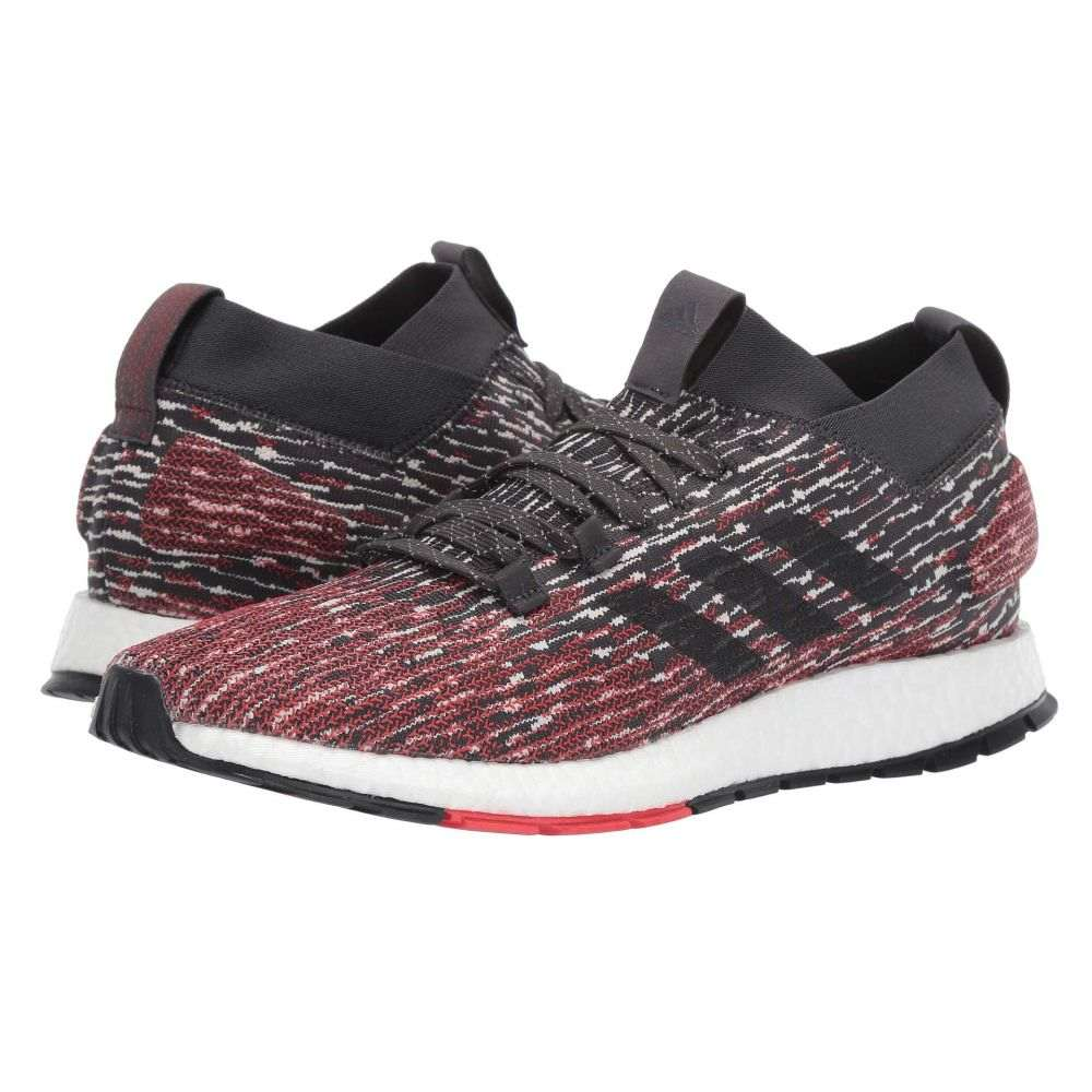 アディダス adidas Running メンズ ランニング・ウォーキング シューズ・靴【PureBOOST RBL】Carbon/Core Black/Active Red