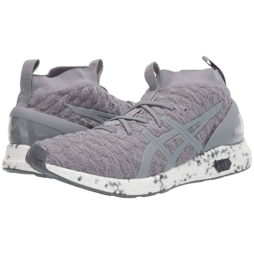 アシックス ASICS メンズ ランニング・ウォーキング シューズ・靴【Hypergel-Kan】Mid Grey/Stone Grey