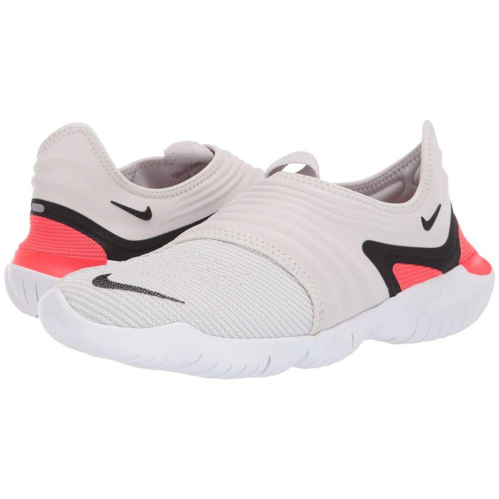 ナイキ Nike メンズ ランニング・ウォーキング シューズ・靴【Free RN Flyknit 3.0】Vast Grey/Black/White