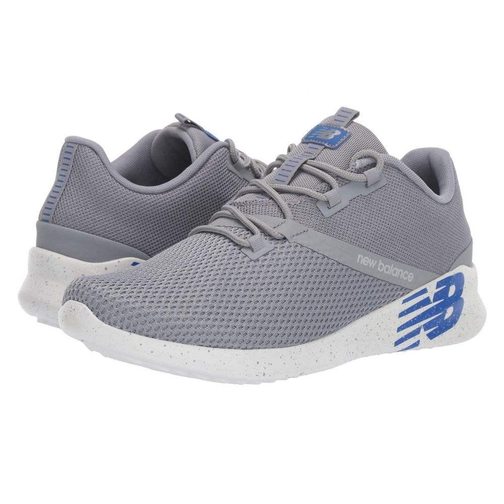 ニューバランス New Balance メンズ ランニング・ウォーキング シューズ・靴【CUSH+ District Run】Steel/Gunmetal