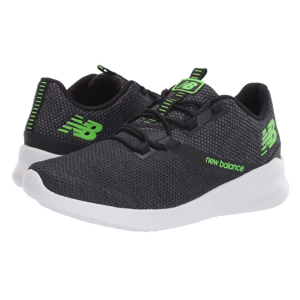 ニューバランス New Balance メンズ ランニング・ウォーキング シューズ・靴【CUSH+ District Run】Black/RGB Green