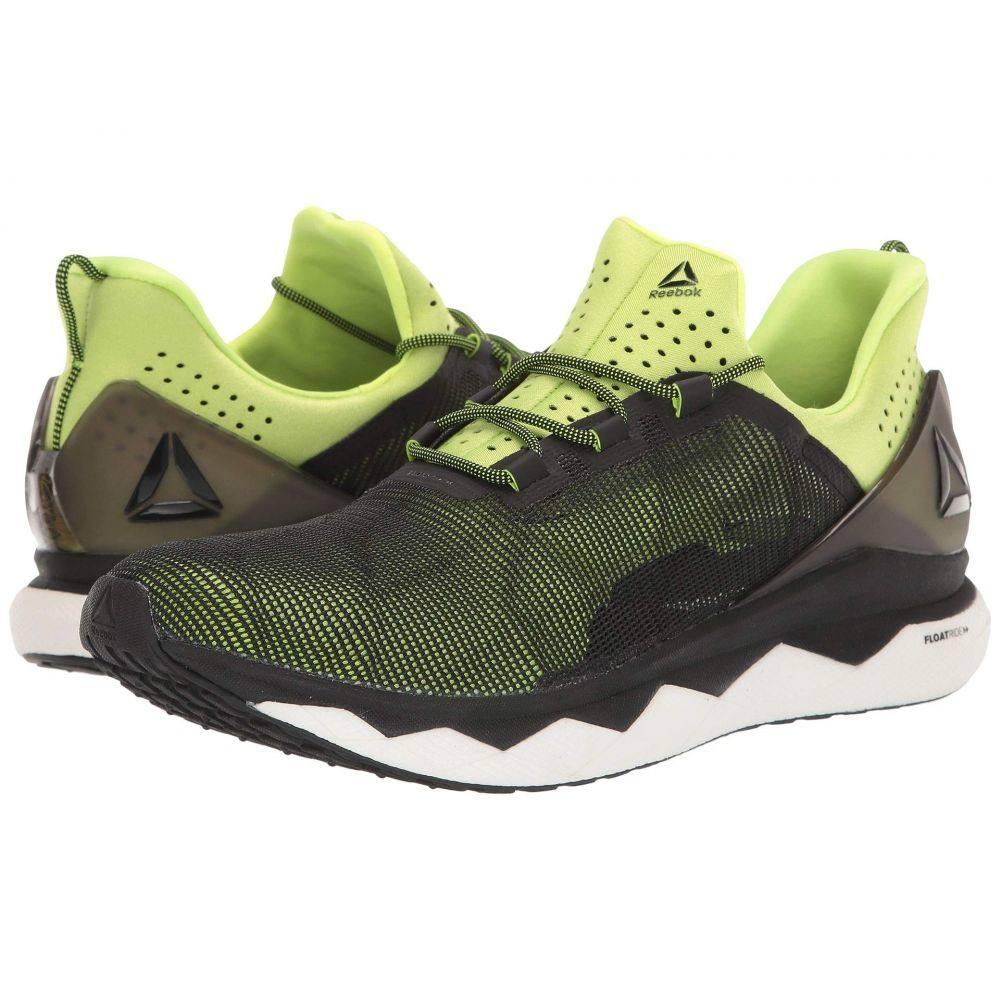 リーボック Reebok メンズ ランニング・ウォーキング シューズ・靴【Floatride Run Smooth】Black/Solar Yellow/White