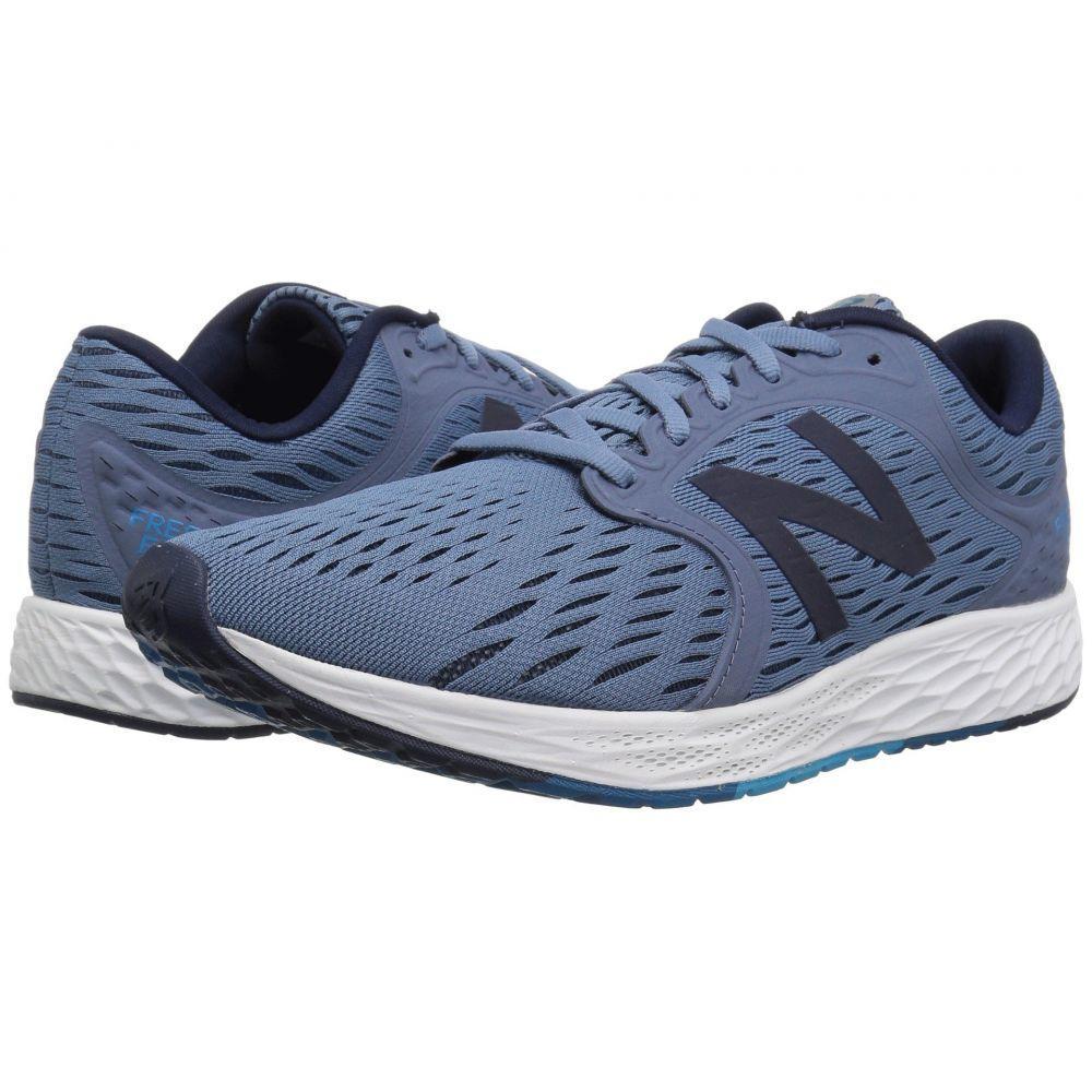 ニューバランス New Balance メンズ ランニング・ウォーキング シューズ・靴【Fresh Foam Zante v4】Deep Porcelain Blue/Pigment
