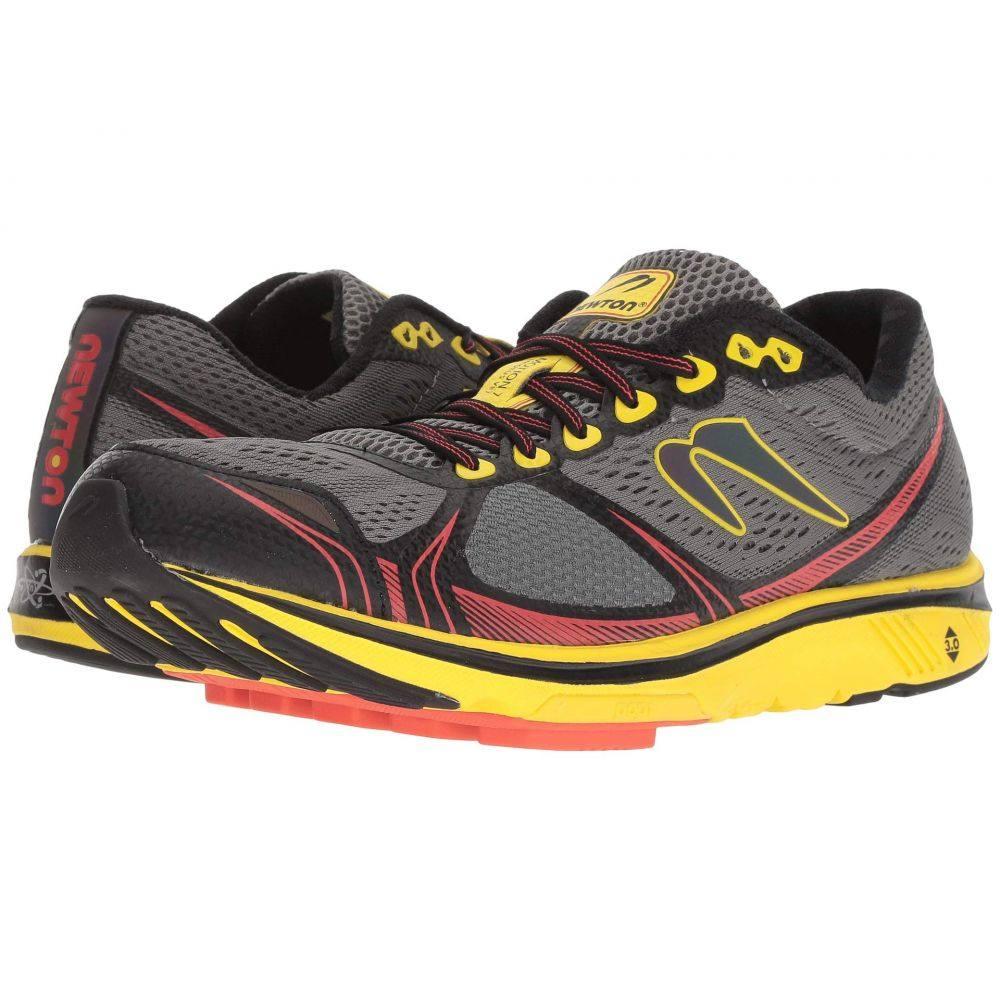 ニュートンランニング Newton Running メンズ ランニング・ウォーキング シューズ・靴【Motion 7】Charcoal/Yellow