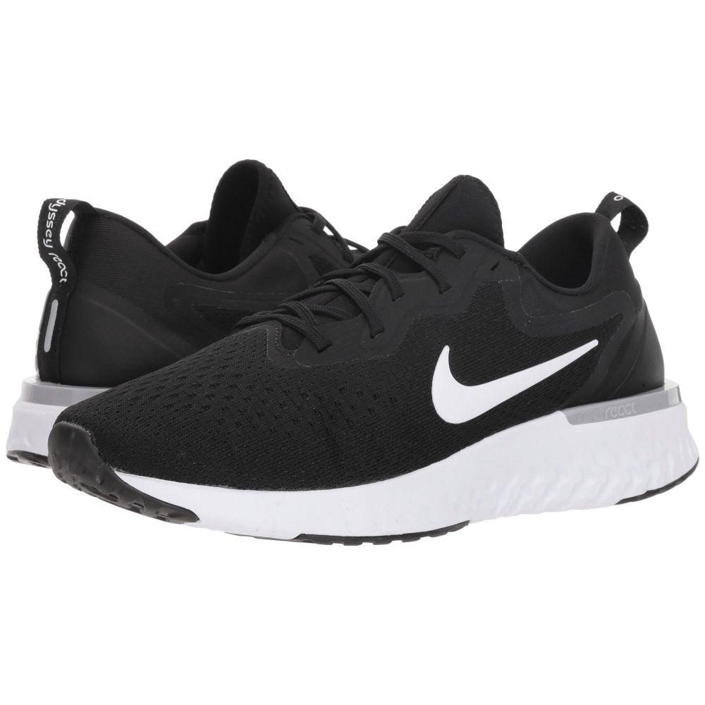 ナイキ Nike メンズ ランニング・ウォーキング シューズ・靴【Odyssey React】Black/White/Wolf Grey