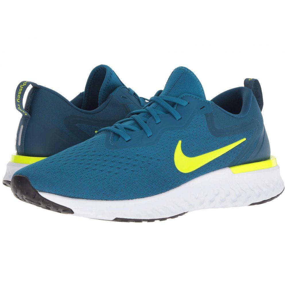 ナイキ Nike メンズ ランニング・ウォーキング シューズ・靴【Odyssey React】Green Abyss/Volt/Blue Force/White
