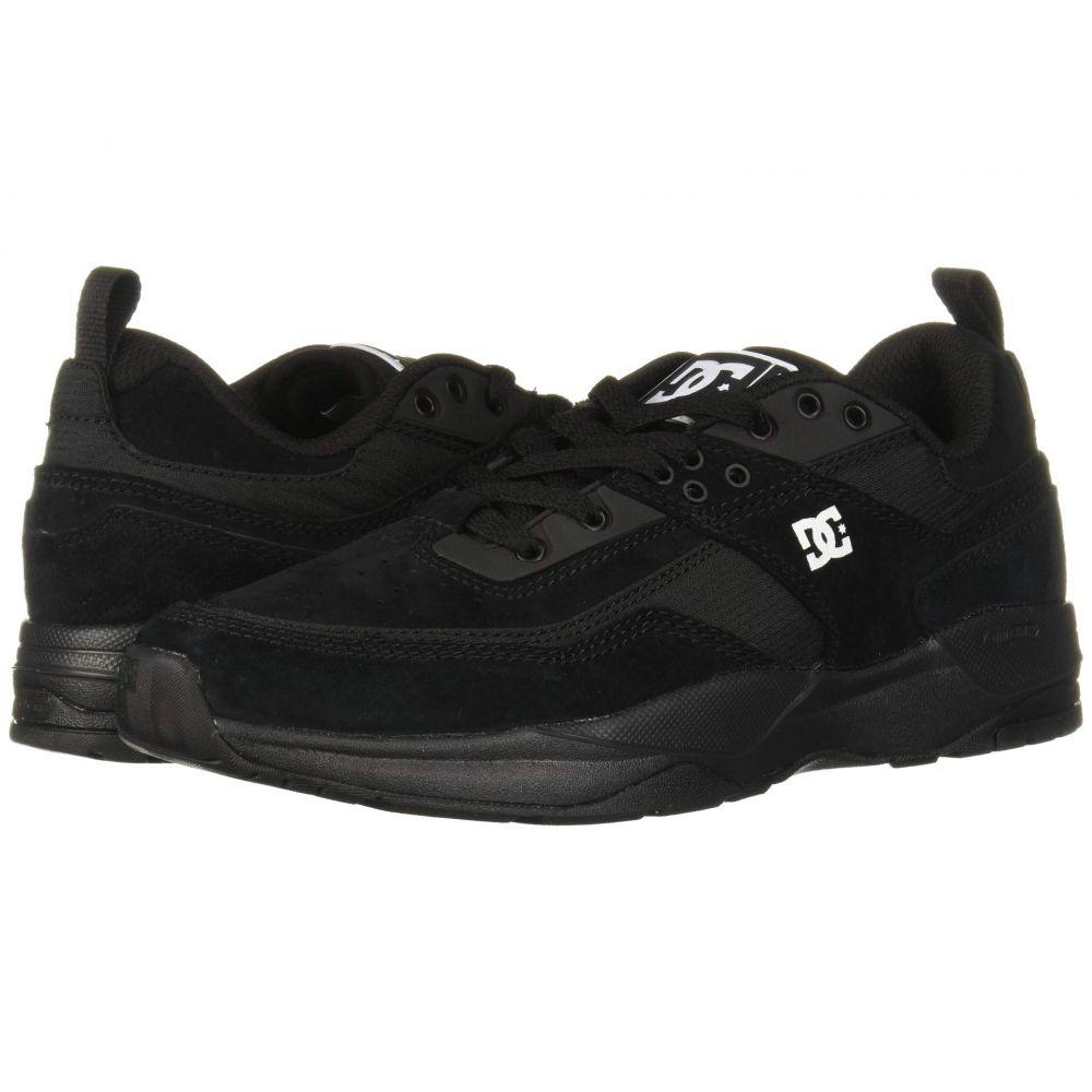 ディーシー DC メンズ スニーカー シューズ・靴【E. Tribeka】Black/Black/White