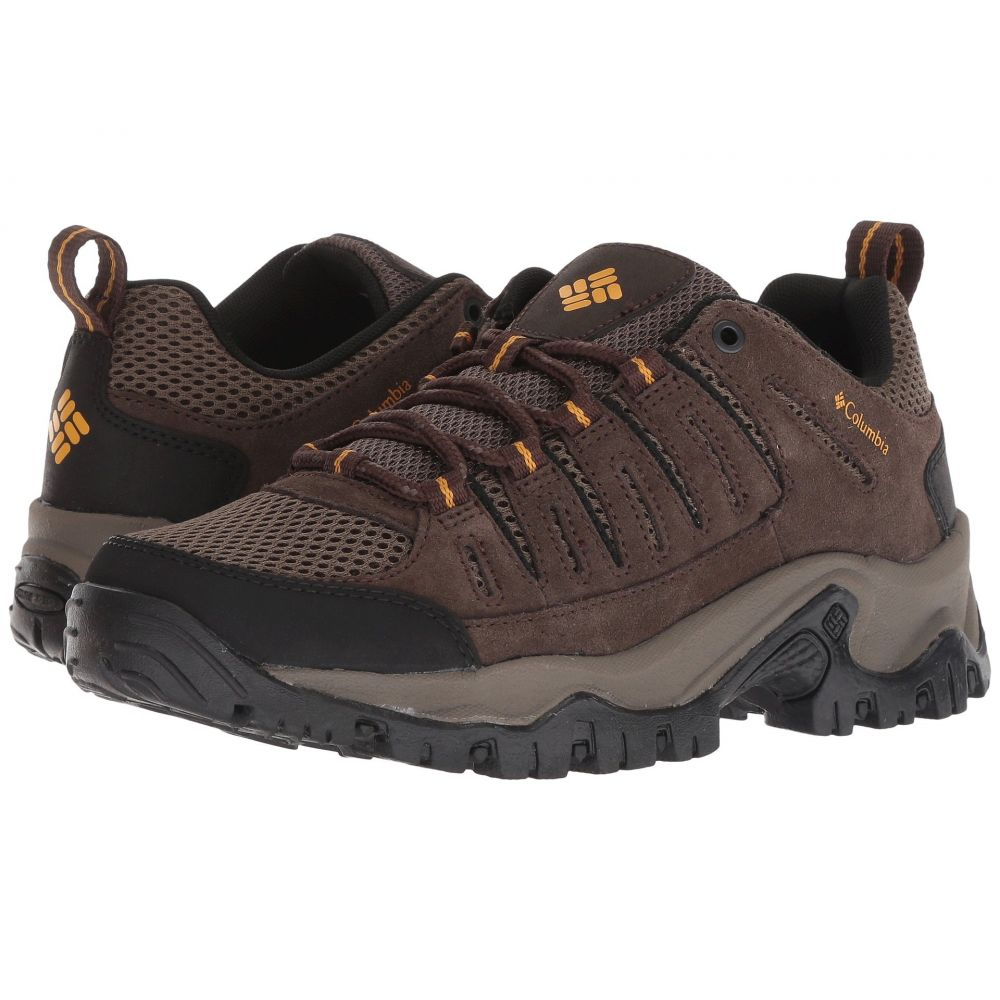 コロンビア Columbia メンズ ランニング・ウォーキング シューズ・靴【Lakeview II Low】Cordovan/Mud