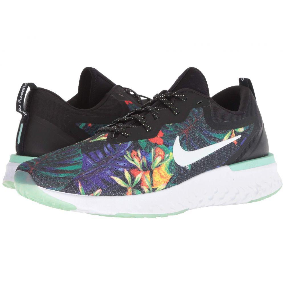 ナイキ Nike メンズ ランニング・ウォーキング シューズ・靴【Odyssey React GPX RS】Black/White/Green Glow