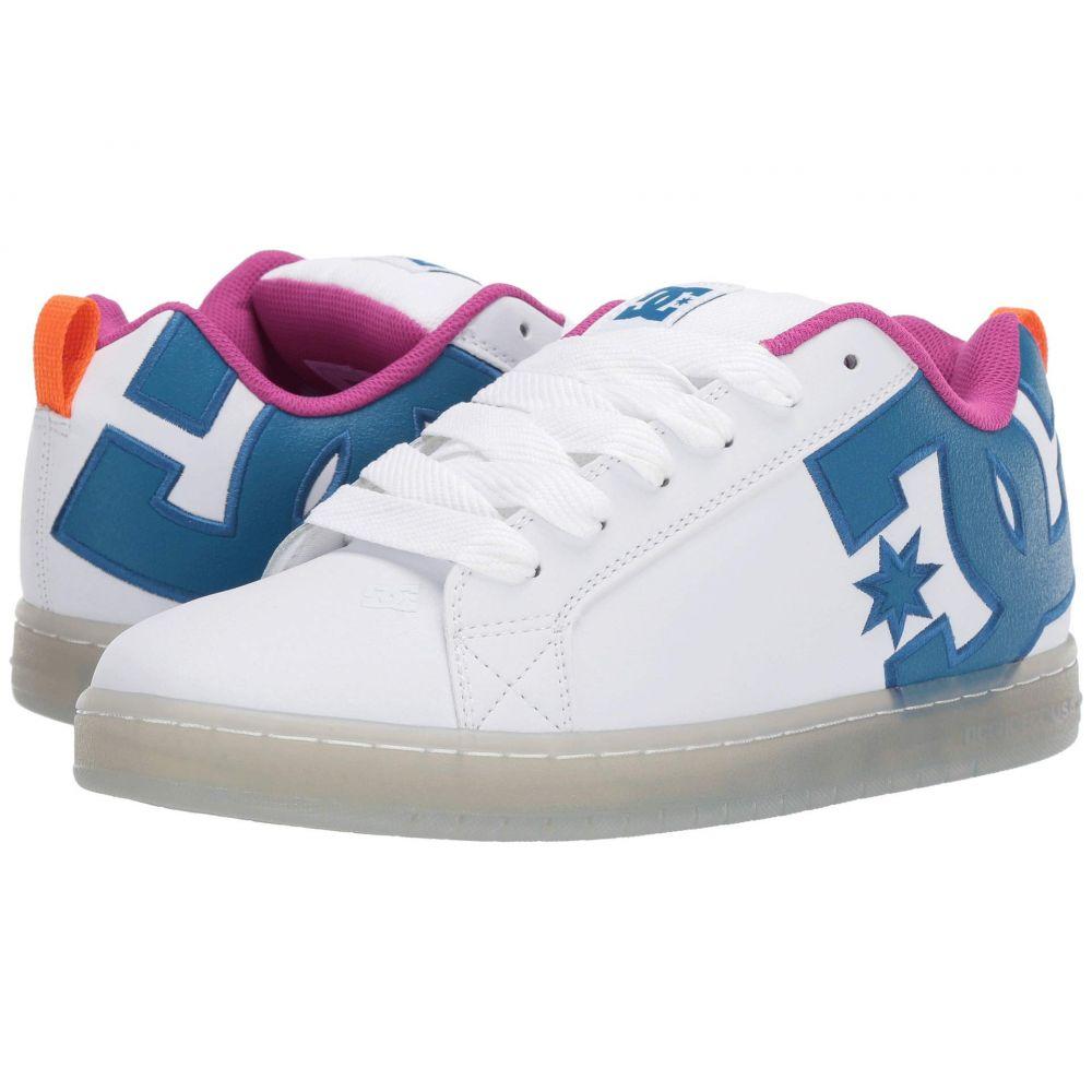 DC Mens Court Graffik Se Skate Shoe 11.5 M US Black//Blue