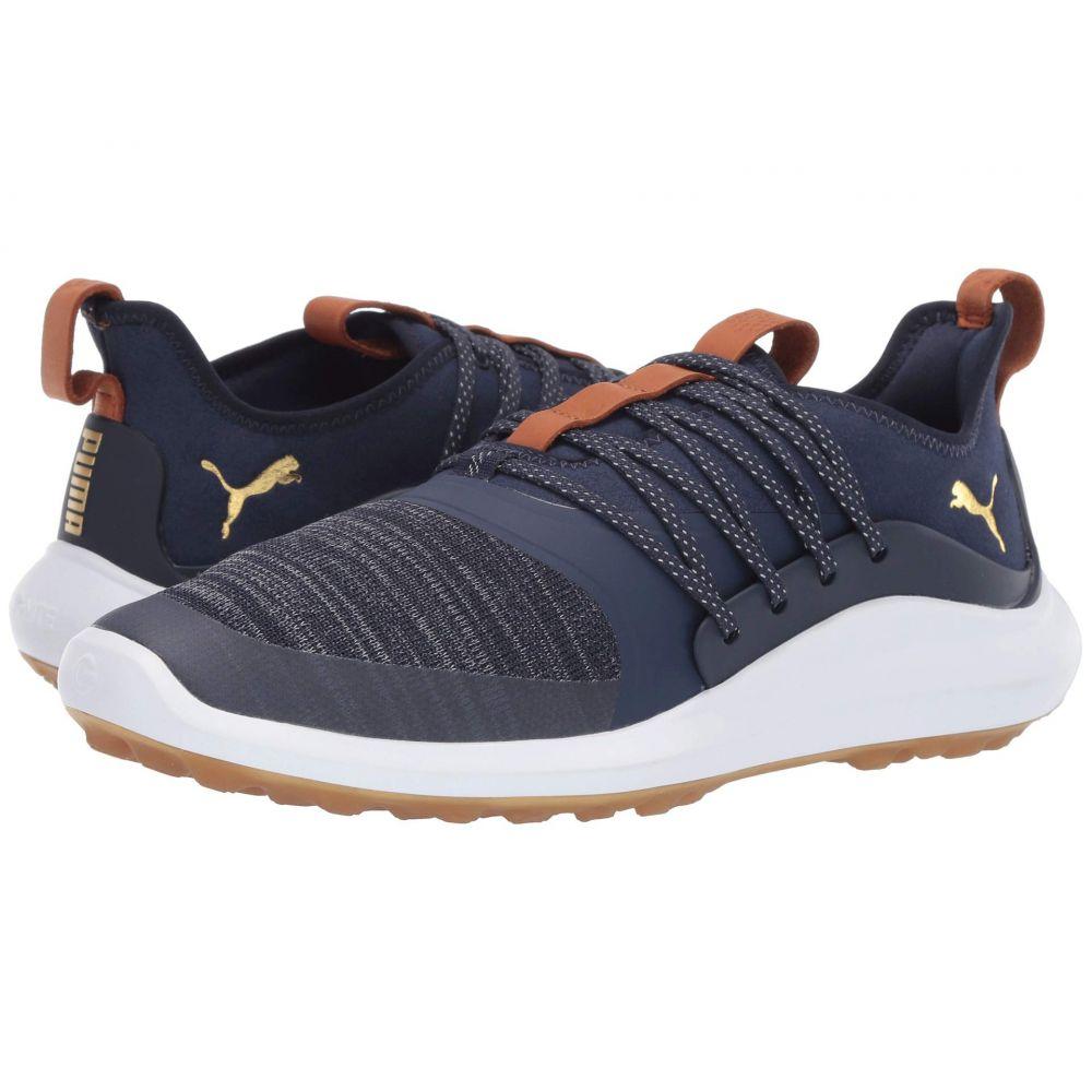 プーマ PUMA Golf メンズ スニーカー シューズ・靴【Ignite Nxt Solelace】Peacoat/Team Gold