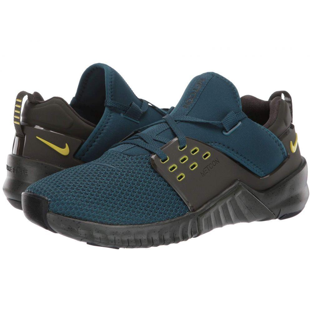 ナイキ Nike メンズ スニーカー シューズ・靴【Free Metcon 2】Nightshade/Bright Citron/Sequoia