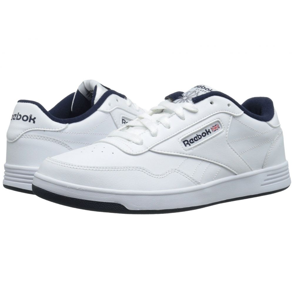 リーボック Reebok メンズ スニーカー シューズ・靴【Club Memt】White/Collegiate Navy