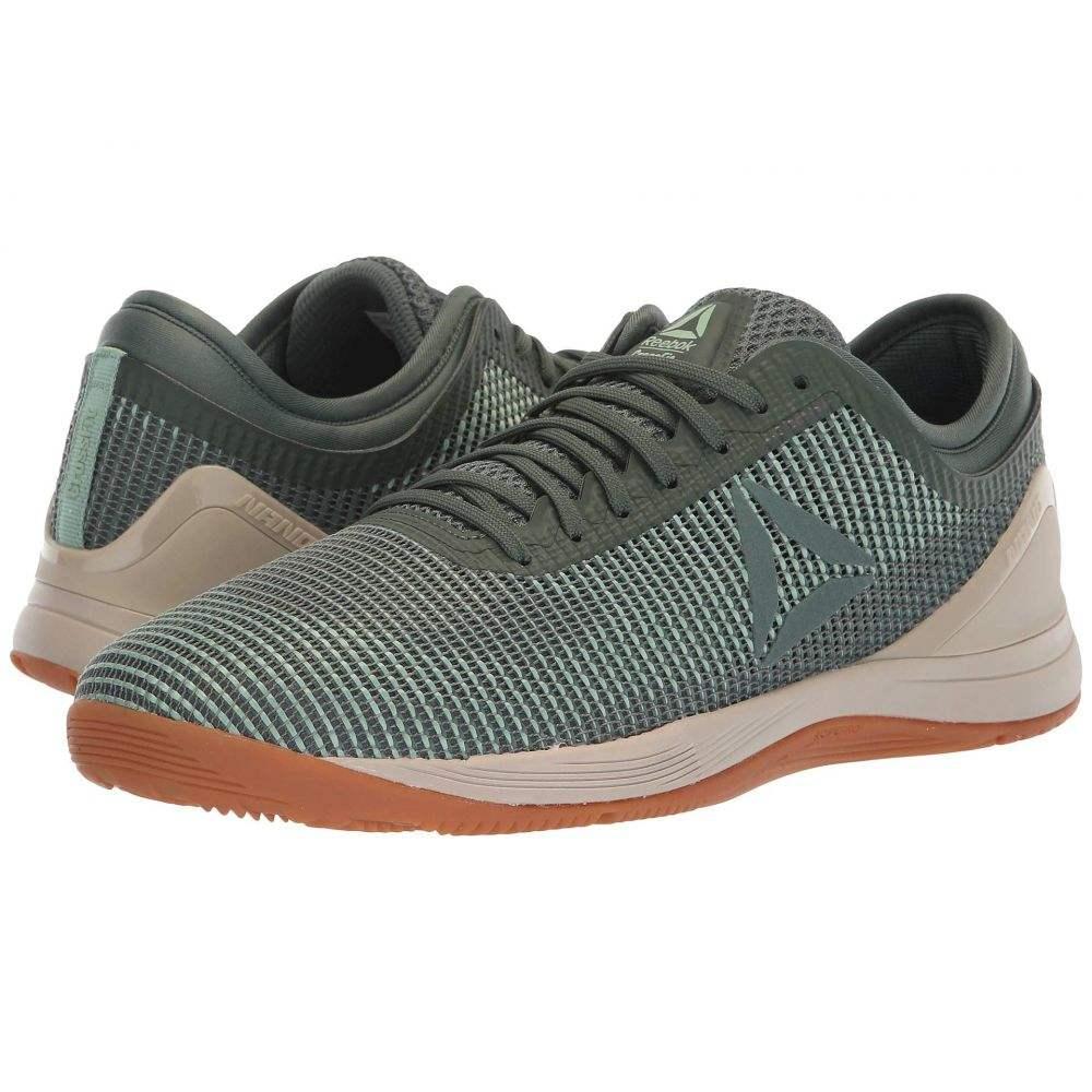 リーボック Reebok メンズ スニーカー シューズ・靴【CrossFit Nano 8.0】Industrial Green/Chalk Green/Parchment/Gum