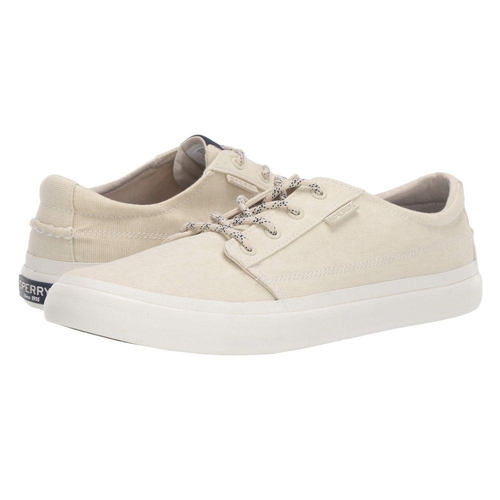 スペリー Sperry メンズ スニーカー シューズ・靴【Coast Line Blucher】White