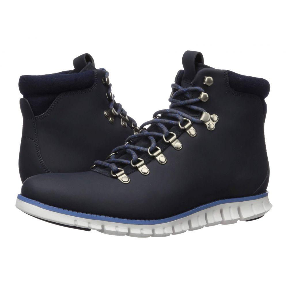 コールハーン Cole Haan メンズ スニーカー シューズ・靴【Zerogrand Hiker WR II】Navy Ink Leather