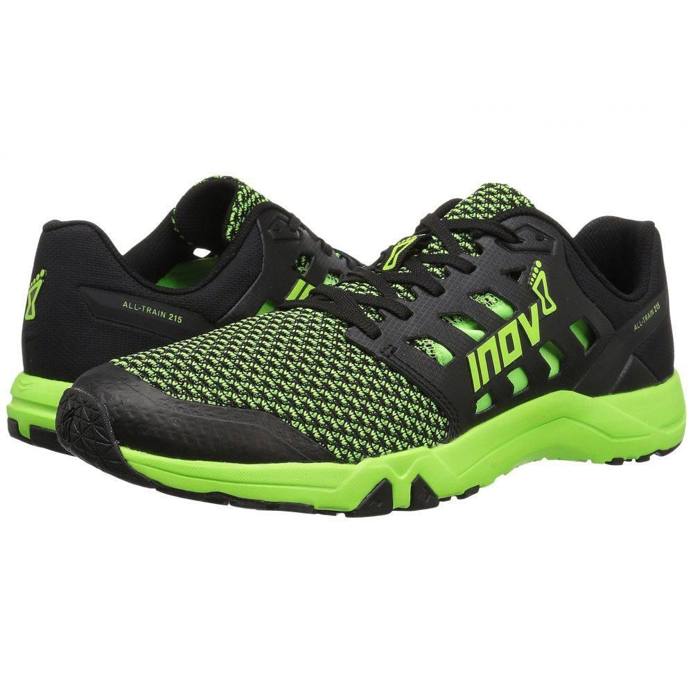 イノヴェイト inov-8 メンズ スニーカー シューズ・靴【All Train 215 Knit】Green/Black
