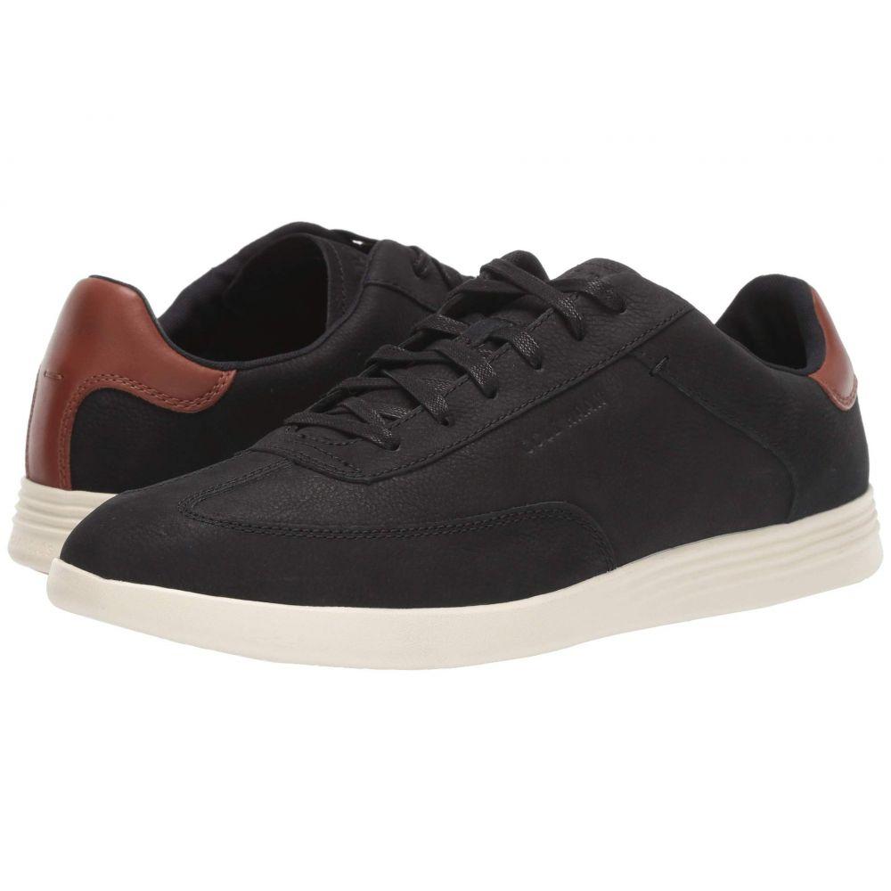 コールハーン Cole Haan メンズ スニーカー シューズ・靴【Grand Crosscourt Turf Sneaker】Black/Tan