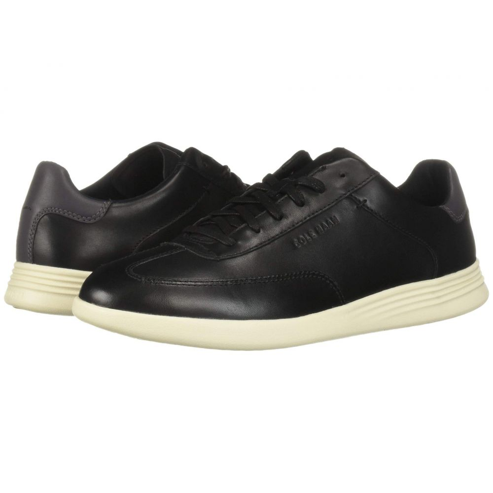 コールハーン Cole Haan メンズ スニーカー シューズ・靴【Grand Crosscourt Turf Sneaker】Black Leather