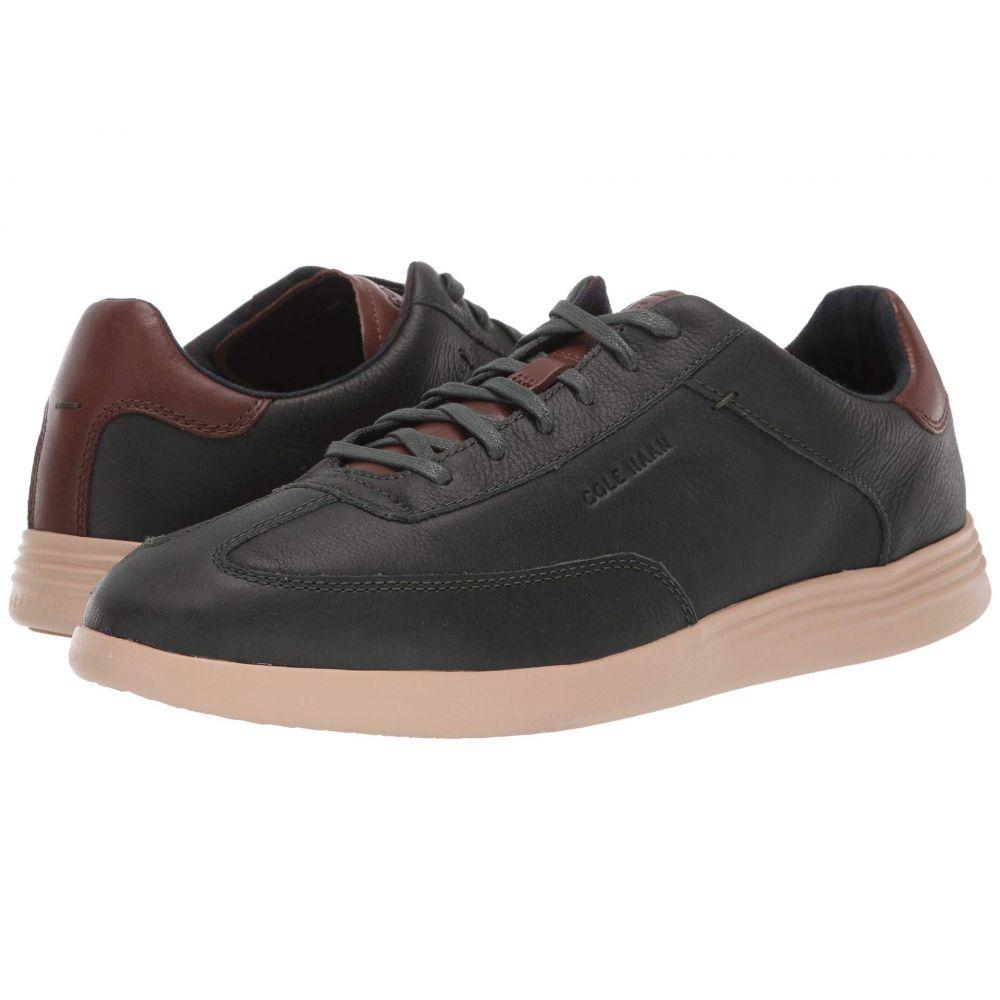 コールハーン Cole Haan メンズ スニーカー シューズ・靴【Grand Crosscourt Turf Sneaker】Dark Olive Green