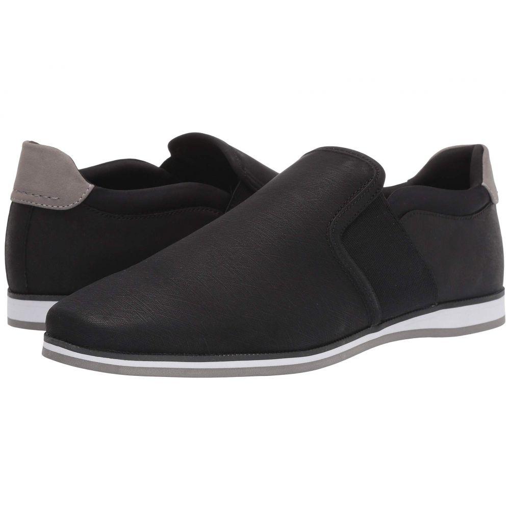 アルド ALDO メンズ スニーカー シューズ・靴【Lovenarien】Black Leather