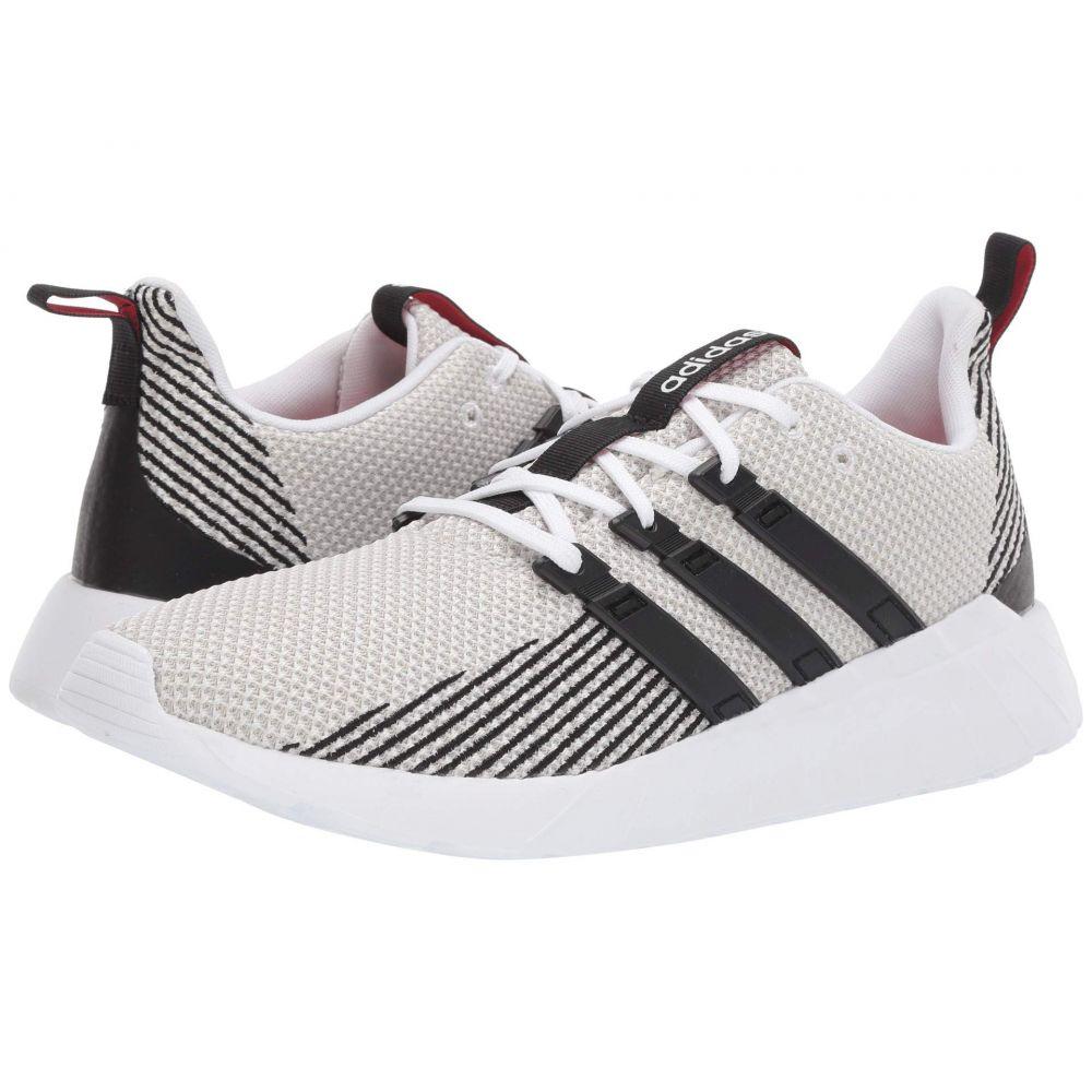アディダス adidas メンズ スニーカー シューズ・靴【Questar Flow】Footwear White/Core Black/Raw White