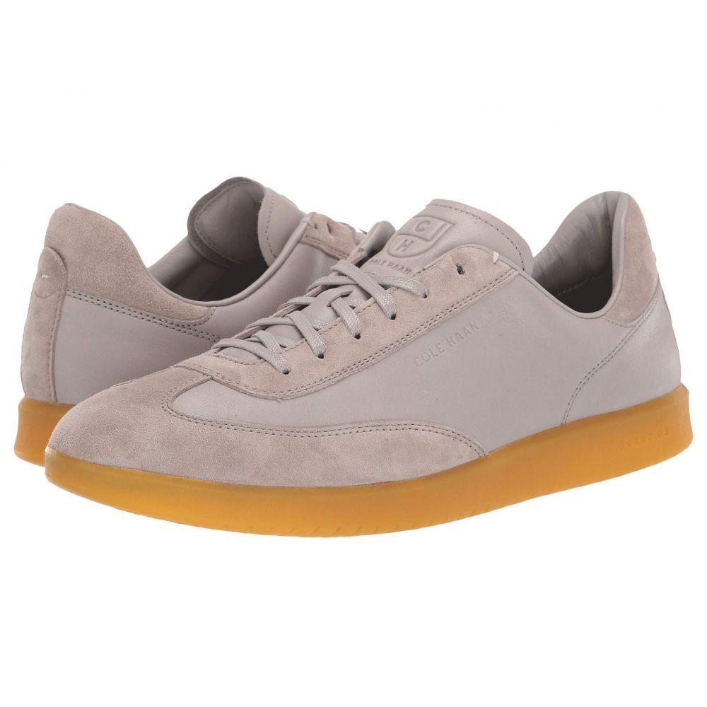 コールハーン Cole Haan メンズ スニーカー シューズ・靴【Grandpro Turf Sneaker】Paloma Gray/Gold Translucent