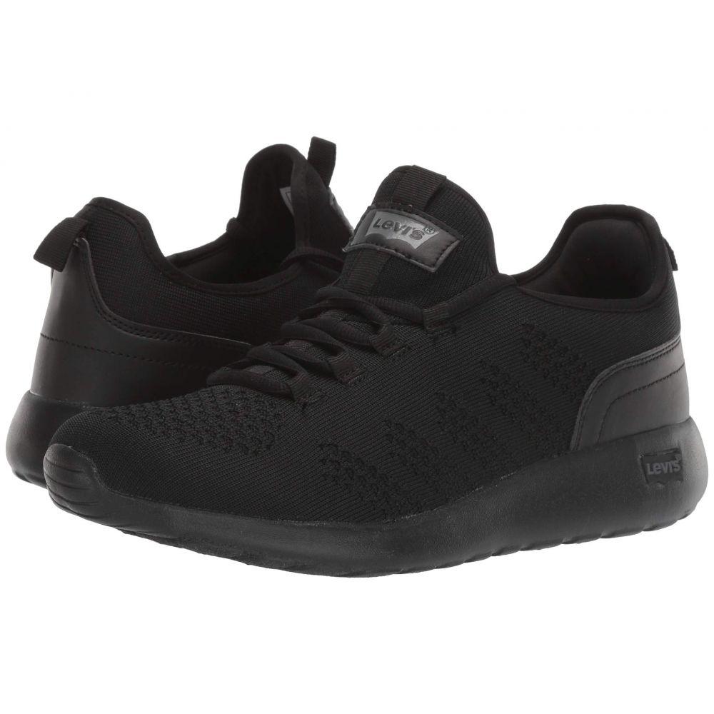 リーバイス Levi's Shoes メンズ スニーカー シューズ・靴【Apex KT】Black Mono Chrome