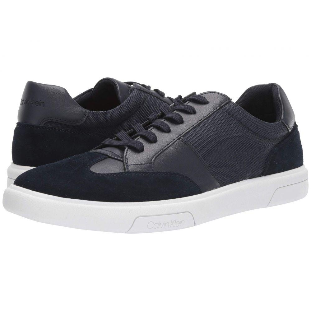 カルバンクライン Calvin Klein メンズ スニーカー シューズ・靴【Gaius】Dark Navy