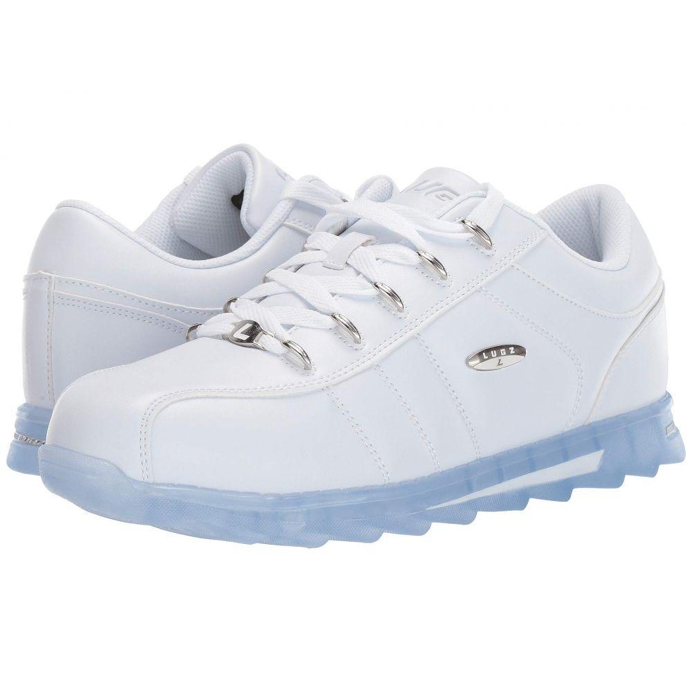 ラグズ Lugz メンズ スニーカー シューズ・靴【Charger II Ice】White/Clear