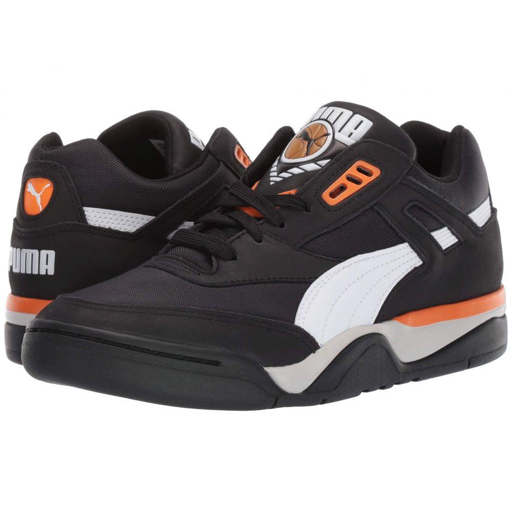 プーマ PUMA メンズ スニーカー シューズ・靴【Palace Guard Basketball】Puma Black/Puma White/Orange Popsicle