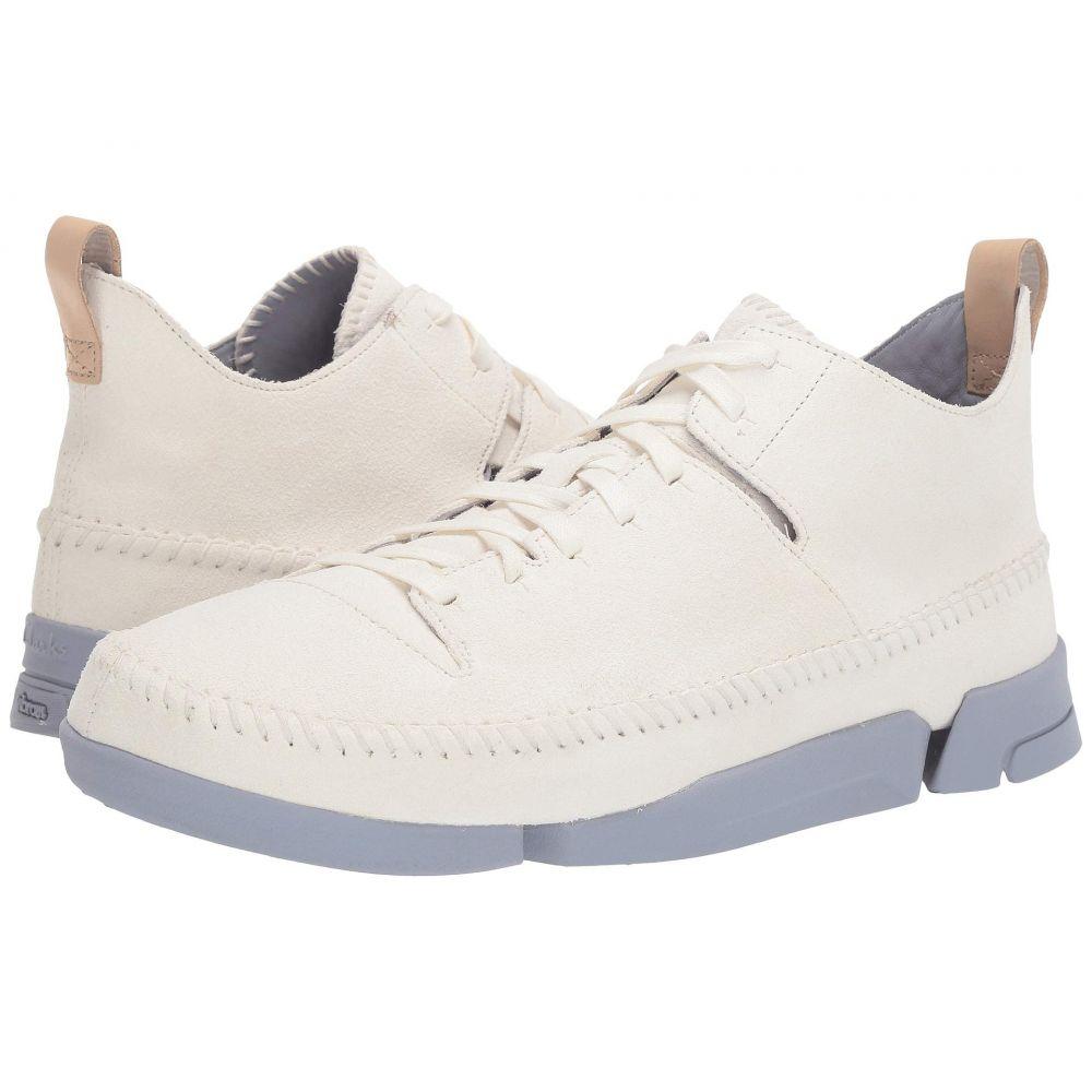 クラークス Clarks メンズ スニーカー シューズ・靴【Trigenic Flex】White Combi