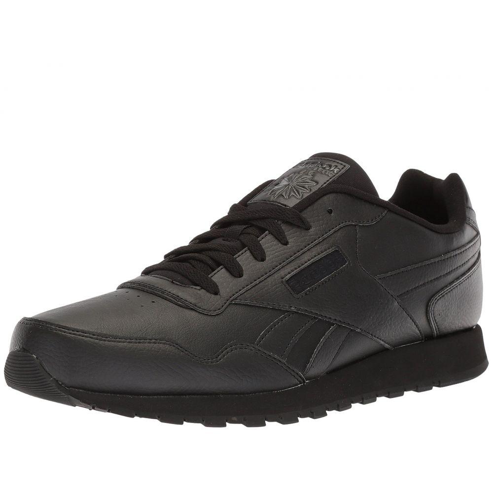 リーボック Reebok メンズ スニーカー シューズ・靴【Classic Harman Run】Black/Black