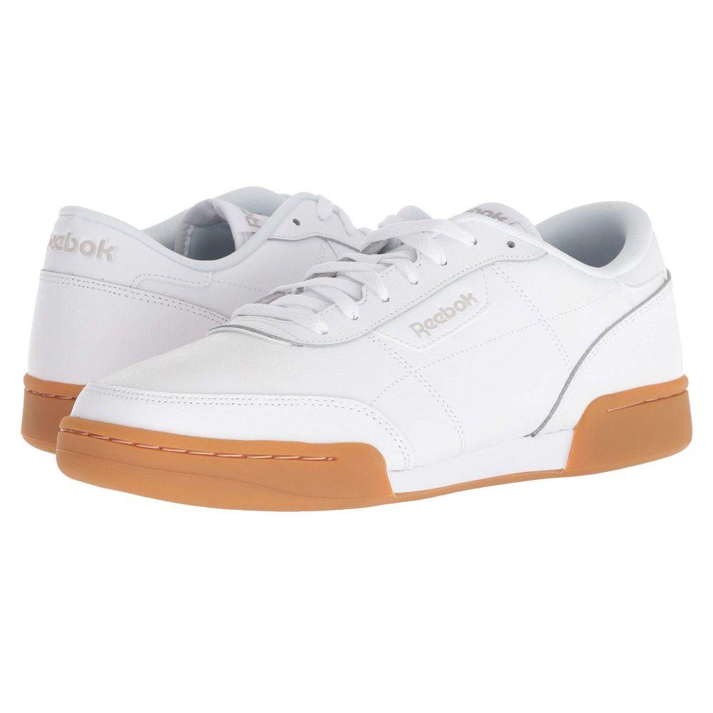リーボック Reebok メンズ スニーカー シューズ・靴【Royal Heredis】White/Steel/Gum