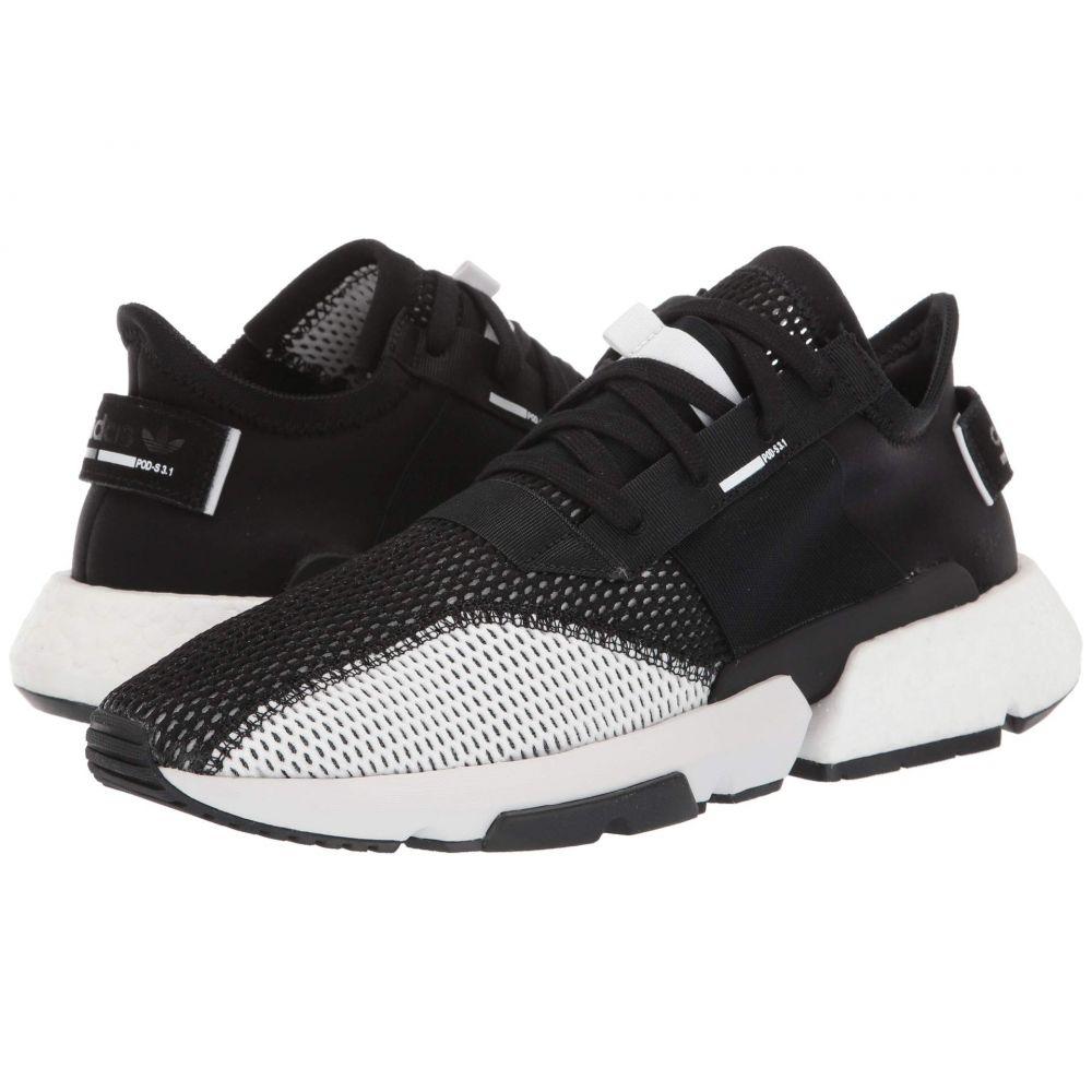 アディダス adidas Originals メンズ スニーカー シューズ・靴【POD-S3.1】Core Black/Core Black/Footwear White