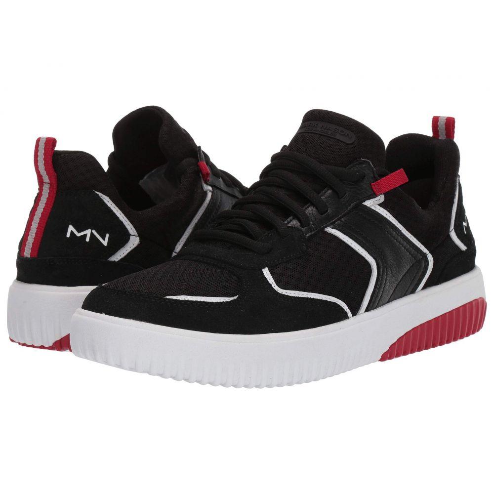 マークネイソン Mark Nason メンズ スニーカー シューズ・靴【Ridge】Black/Red