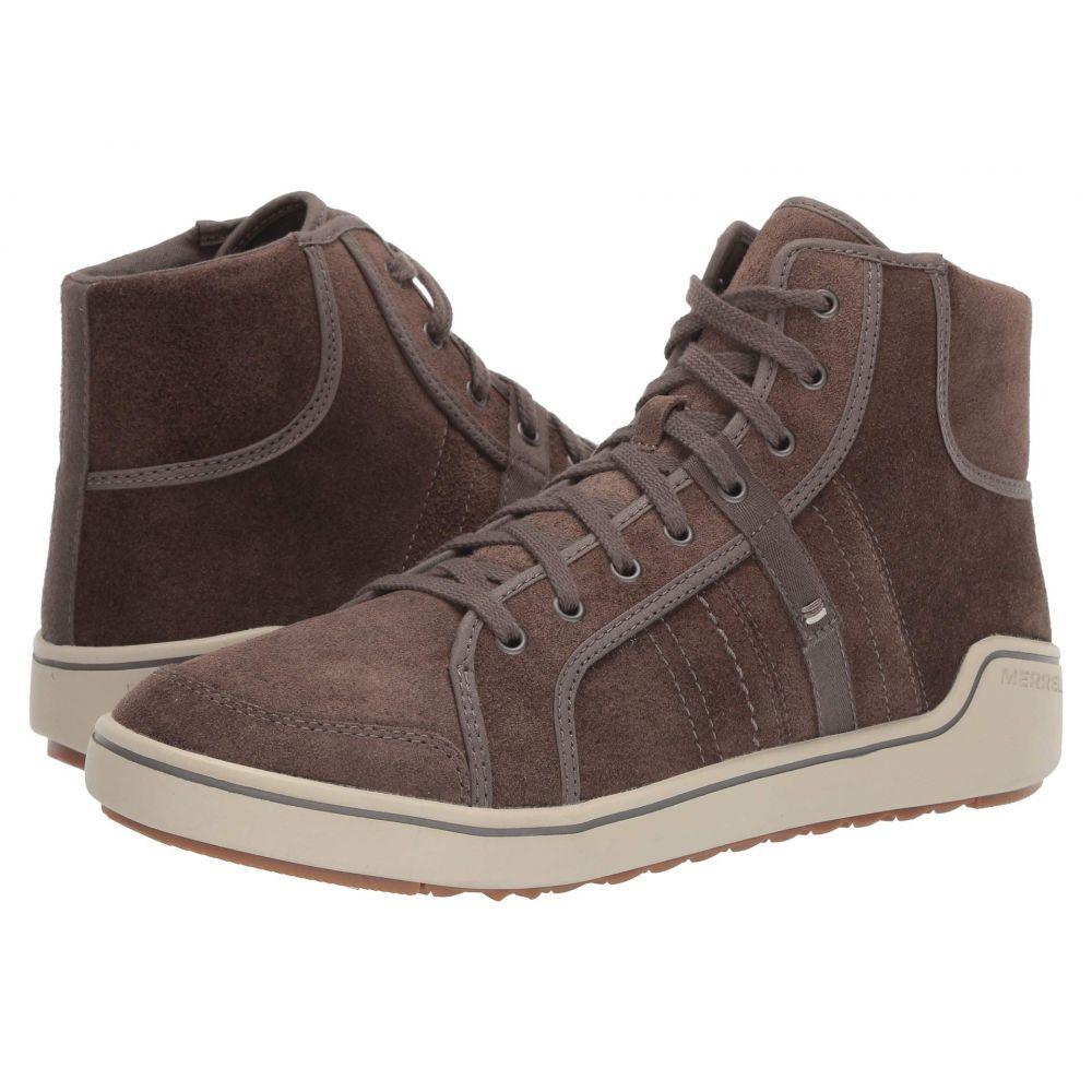 メレル Merrell メンズ スニーカー シューズ・靴【Primer Mid Leather】Boulder