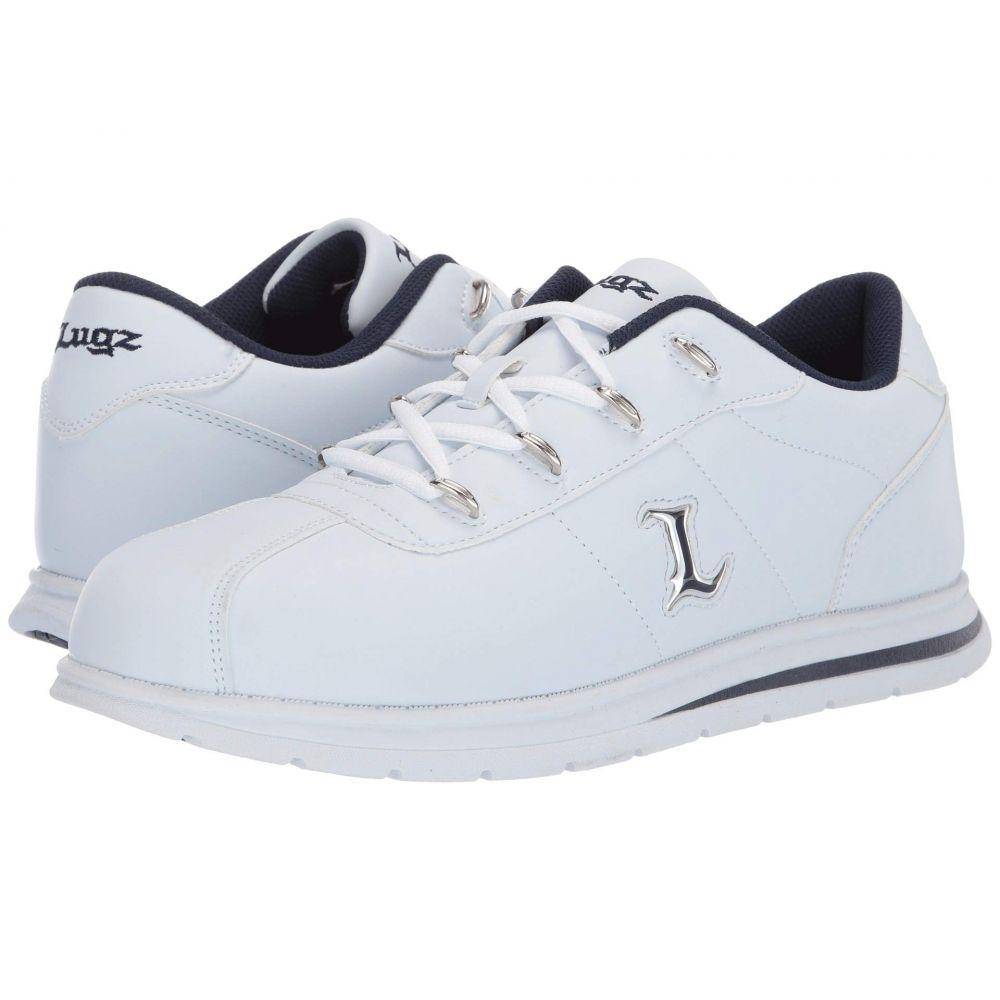ラグズ Lugz メンズ スニーカー シューズ・靴【ZROCS】White/Navy