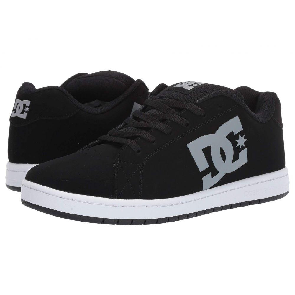 ディーシー DC メンズ スニーカー シューズ・靴【Gaveler】Black/Light Grey