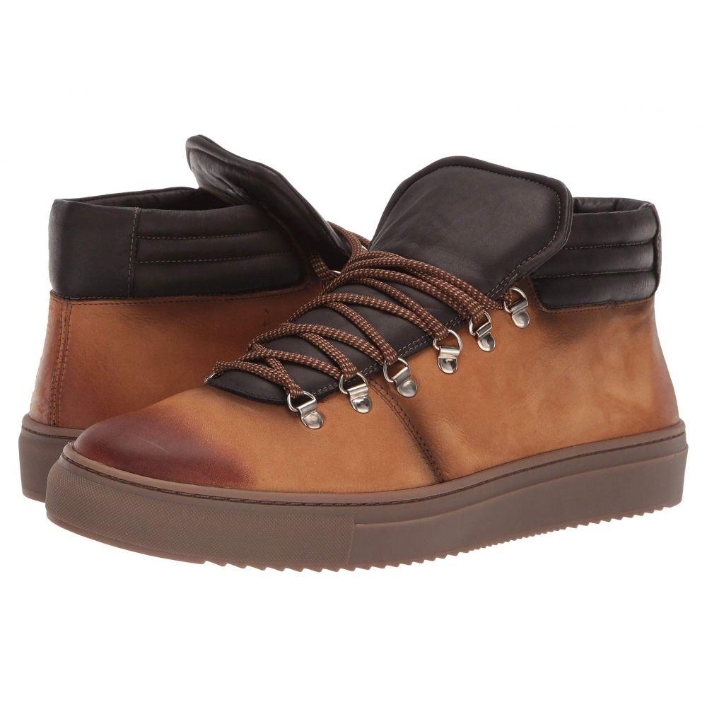 マッテオ マッシモ Massimo Matteo メンズ ハイキング・登山 スニーカー シューズ・靴【Hiking Sneaker】Wheat/Cafe