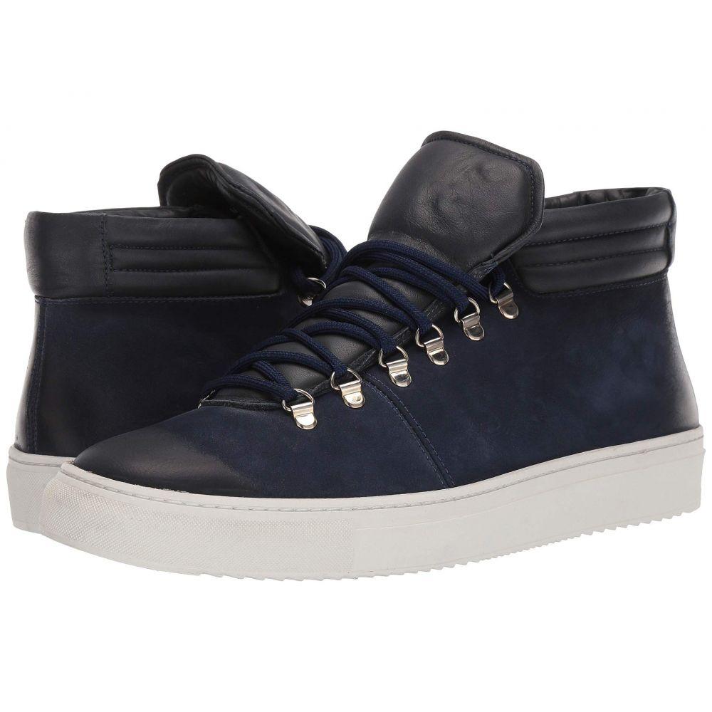 結婚祝い マッテオ マッシモ メンズ ハイキング 登山 1着でも送料無料 シューズ 靴 Navy スニーカー Hiking Massimo サイズ交換無料 Bic Matteo Sneaker