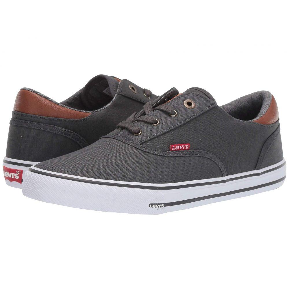 リーバイス Levi's Shoes メンズ スニーカー シューズ・靴【Ethan CT CVS II】Charcoal