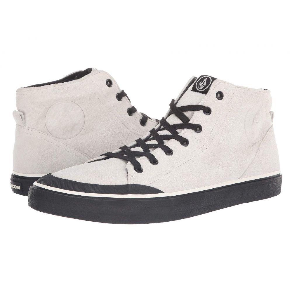 ボルコム Volcom メンズ スニーカー シューズ・靴【Hi Fi Lx Shoes】Vintage White