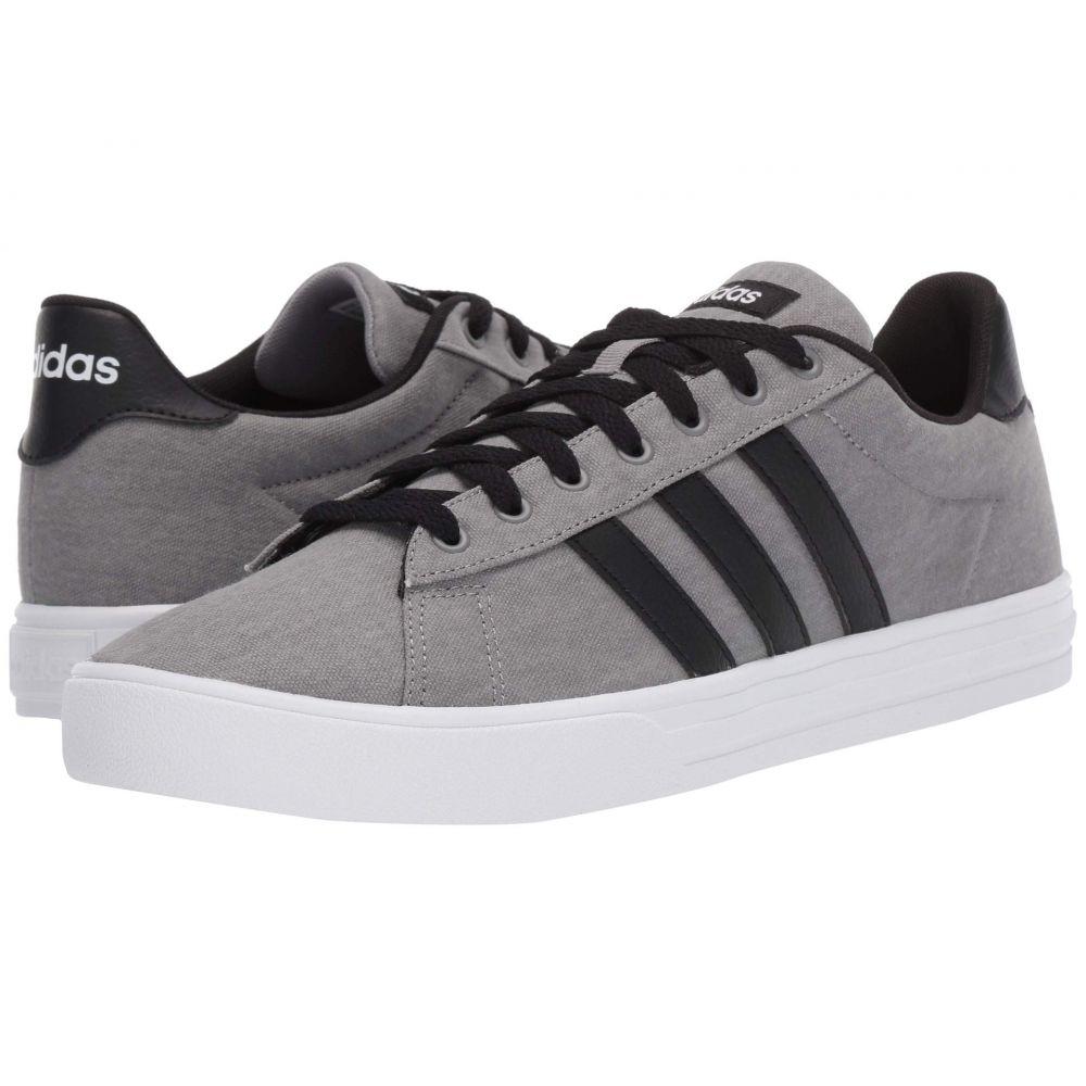 アディダス adidas メンズ スニーカー シューズ・靴【Daily 2.0】Grey/Black/White