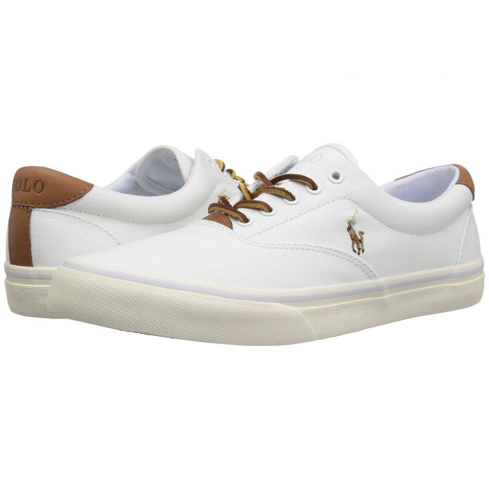 ラルフ ローレン Polo Ralph Lauren メンズ スニーカー シューズ・靴【Thorton】White