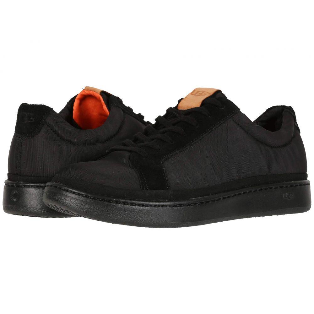 アグ UGG メンズ スニーカー ローカット シューズ・靴【Cali Sneaker Low MLT】Black