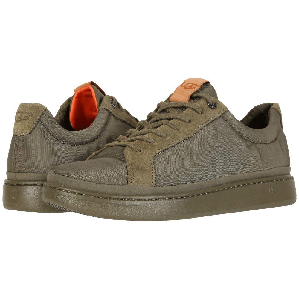 アグ UGG メンズ スニーカー ローカット シューズ・靴【Cali Sneaker Low MLT】Military Green