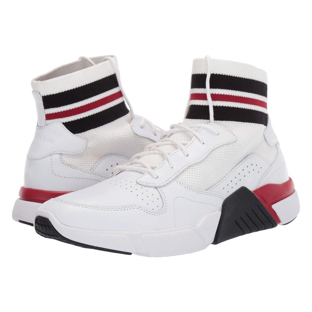 マークネイソン Mark Nason メンズ スニーカー シューズ・靴【Block】White/Red/Navy