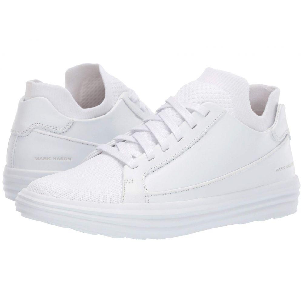 マークネイソン Mark Nason メンズ スニーカー シューズ・靴【Shogun】White